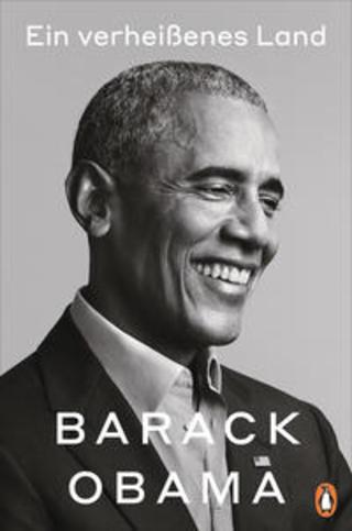 Buchcover Ein verheißenes Land Barack Obama