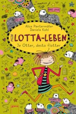 Buchcover Mein Lotta-Leben (17). Je Otter