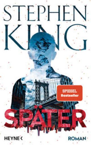 Buchcover Später Stephen King