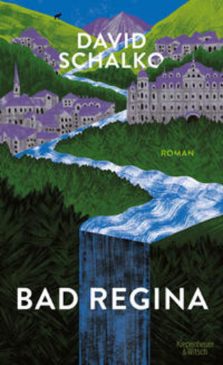 Buchcover Bad Regina David Schalko