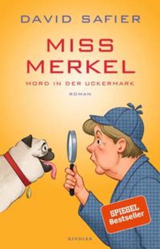 Buchcover Miss Merkel David Safier