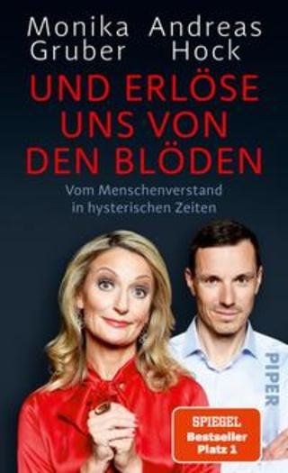 Buchcover Und erlöse uns von den Blöden Monika Gruber