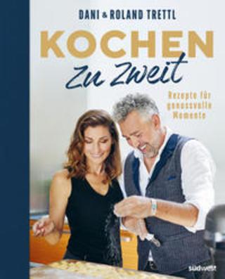 Buchcover Kochen zu zweit Roland Trettl