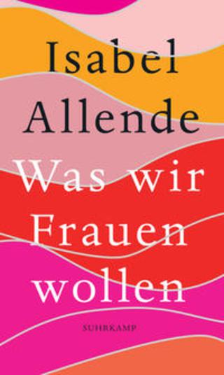 Buchcover Was wir Frauen wollen Isabel Allende