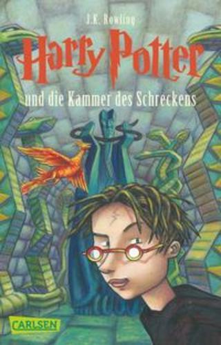 Buchcover Harry Potter und die Kammer des Schreckens (Harry Potter 2) J.K. Rowling