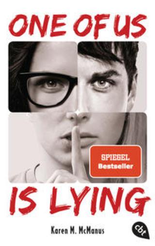 Buchcover One Of Us Is Lying Karen M. McManus