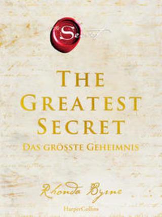 Buchcover The Greatest Secret - Das größte Geheimnis Rhonda Byrne