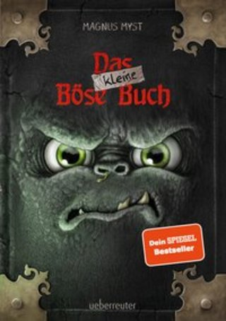 Buchcover Das kleine Böse Buch Magnus Myst