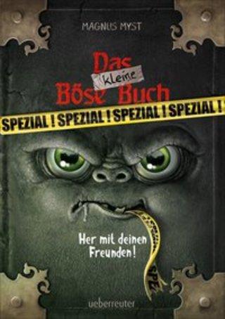 Buchcover Das kleine Böse Buch - Spezial Magnus Myst