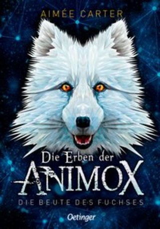 Buchcover Die Erben der Animox 1 Aimée Carter