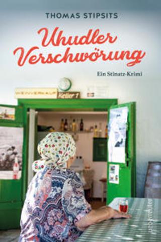 Buchcover Uhudler-Verschwörung Thomas Stipsits