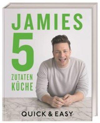 Buchcover Jamies 5-Zutaten-Küche Jamie Oliver