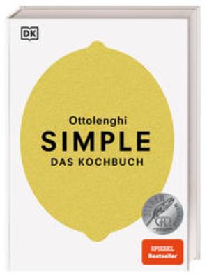 Buchcover Simple. Das Kochbuch Yotam Ottolenghi