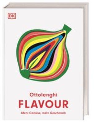 Buchcover Flavour Yotam Ottolenghi