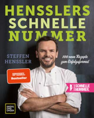 Buchcover Hensslers schnelle Nummer Steffen Henssler
