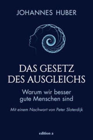 Buchcover Das Gesetz des Ausgleichs Johannes Huber