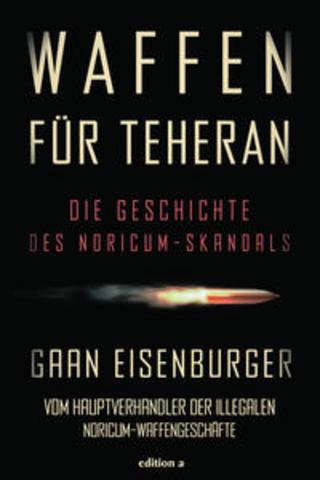 Buchcover Waffen für Teheran Gaan Eisenburger