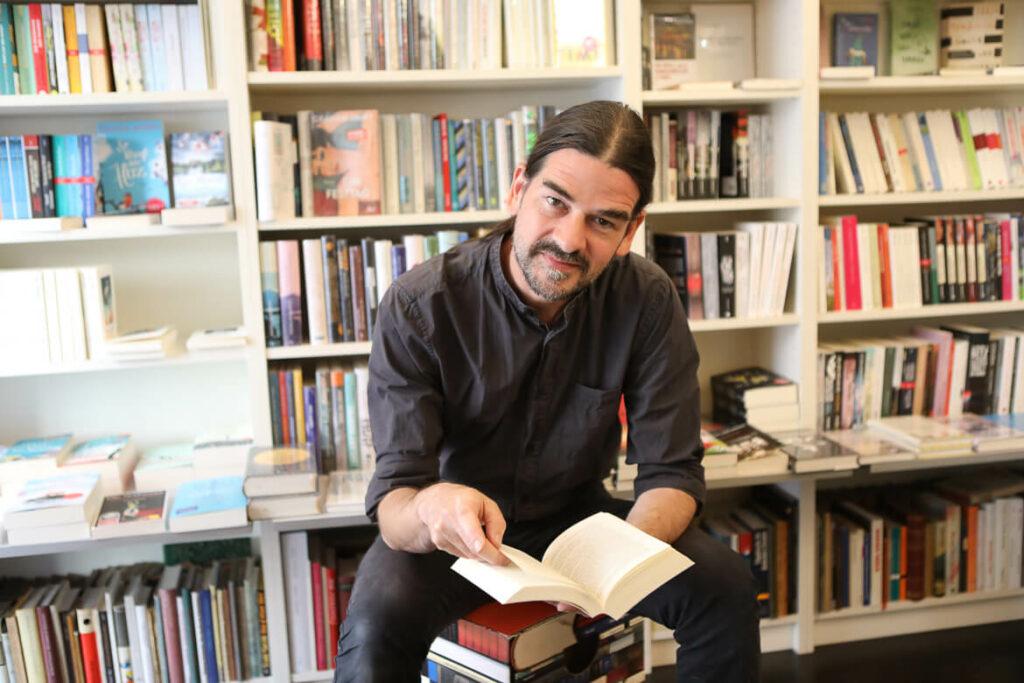 Tilman Eder - Buchhandlung Erlkönig - Österreichischer Buchpreis 2021