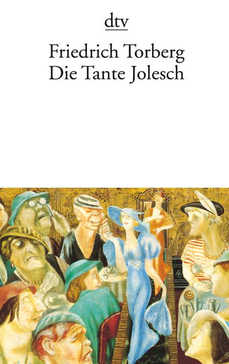 marika lichter ausnahmebücher buchtipps tanta jolesch torberg (c) dtv