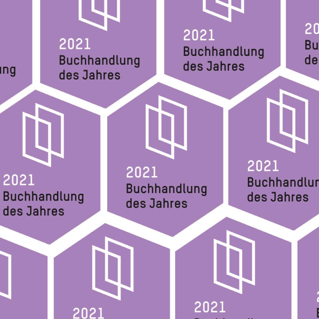 Österreichischer buchhandlungspreis 2021 plakette