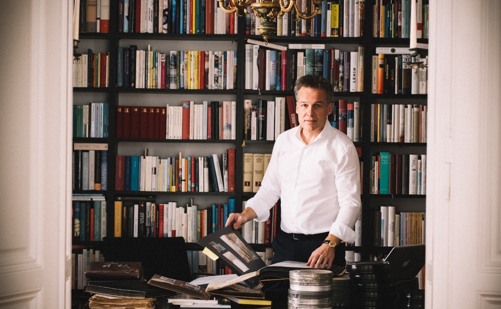 Tarek Leitner (Foto © Brandstätter)