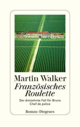 Buchcover Französisches Roulette Martin Walker