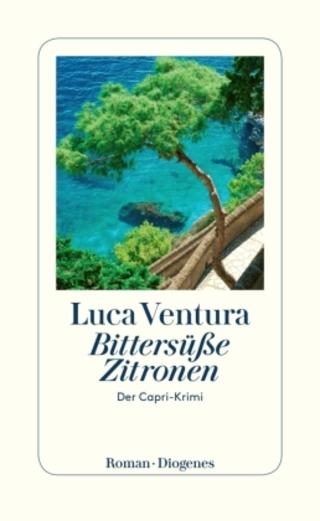 Buchcover Bittersüße Zitronen Luca Ventura