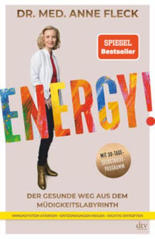 Buchcover Energy! Anne Fleck