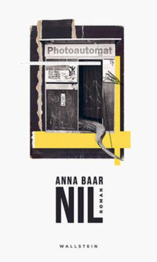 Buchcover Nil Anna Baar