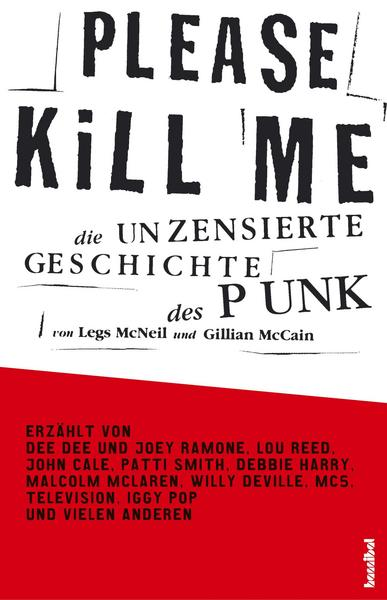 legs mcneil gillian mccain please kill me – the uncensored oral history of punk (c) hannibal