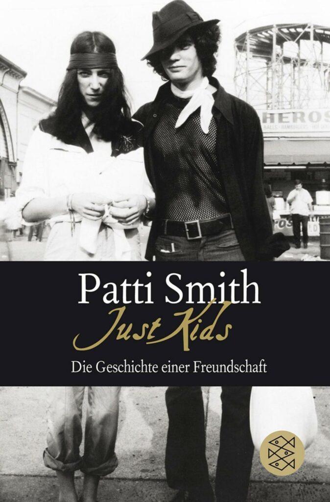 patti smith just kids (c) kiepenheuer & witsch