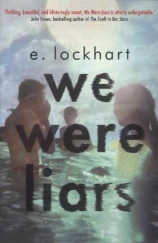 Buchcover We Were Liars E. Lockhart