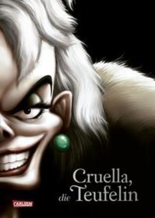 Buchcover Disney - Villains 7: Cruella