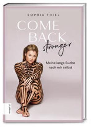 Buchcover Come back stronger Sophia Thiel