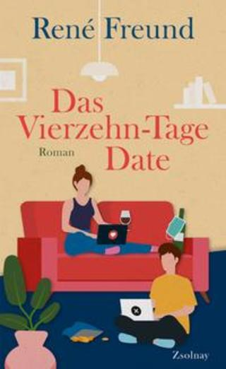 Buchcover Das Vierzehn-Tage-Date René Freund