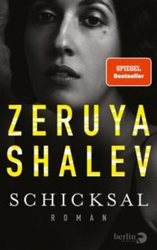 Buchcover Schicksal Zeruya Shalev