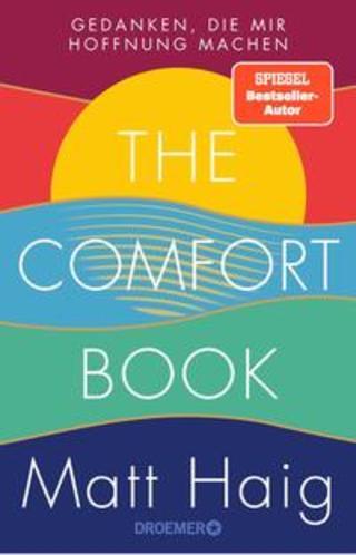 Buchcover The Comfort Book - Gedanken