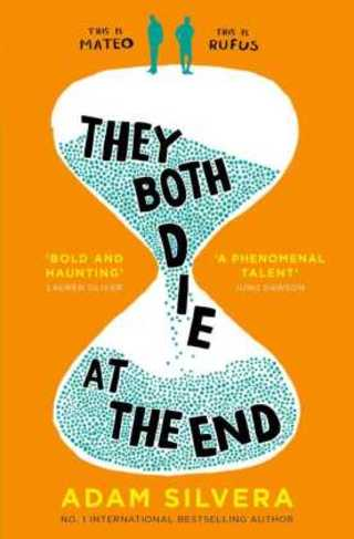 Buchcover They Both Die at the End Adam Silvera