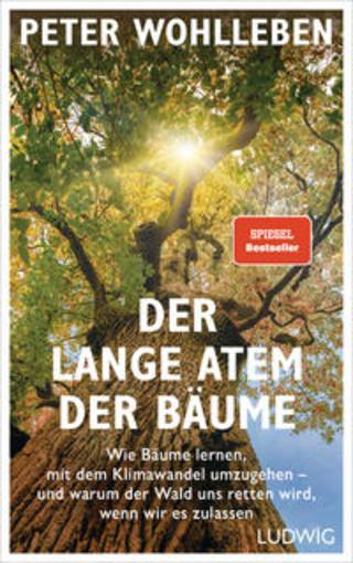 Buchcover Der lange Atem der Bäume Peter Wohlleben