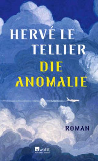 Buchcover Die Anomalie Hervé Le Tellier