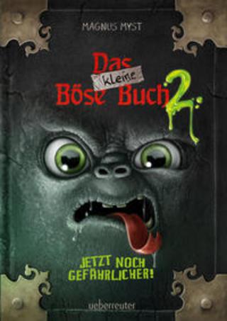Buchcover Das kleine Böse Buch 2 Magnus Myst