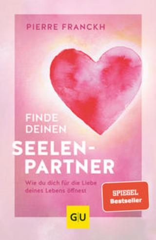 Buchcover Finde deinen Seelenpartner Pierre Franckh