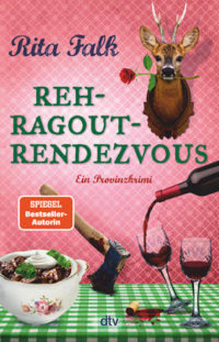 Buchcover Rehragout-Rendezvous Rita Falk