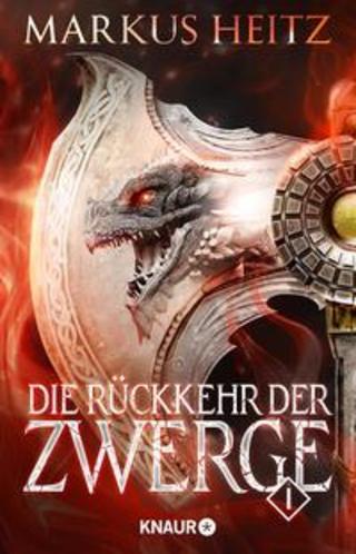 Buchcover Die Rückkehr der Zwerge 1 Markus Heitz