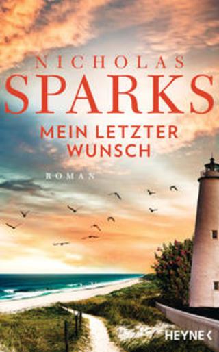Buchcover Mein letzter Wunsch Nicholas Sparks