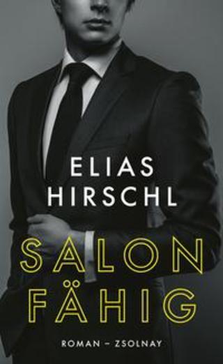 Buchcover Salonfähig Elias Hirschl
