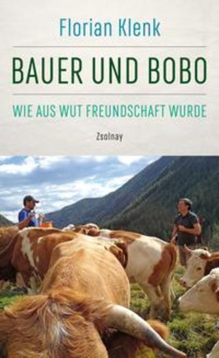 Buchcover Bauer und Bobo Florian Klenk
