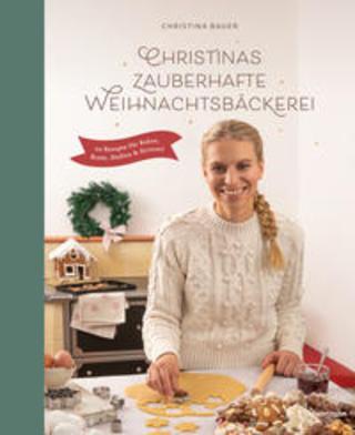 Buchcover Weihnachten mit Christina Christina Bauer
