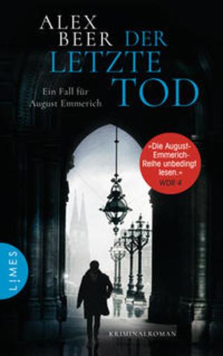 Buchcover Der letzte Tod Alex Beer