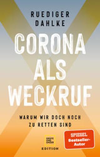 Buchcover Corona als Weckruf Ruediger Dahlke